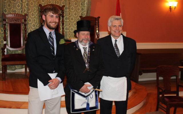 Masons celebrate members - The County