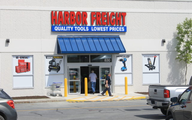 harbor freight tools opens in presque isle - the county