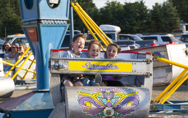 Another wonderful Northern Maine Fair in the books - The County