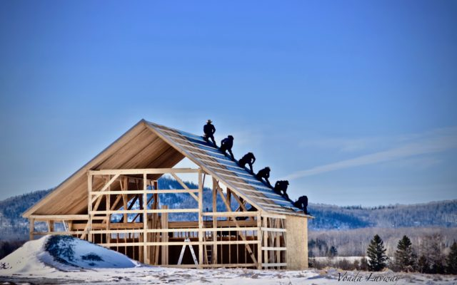 Amish family builds home, barn in PI - The County
