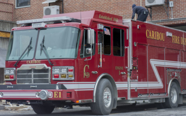 Caribou Fire Department saves single family home after curling iron