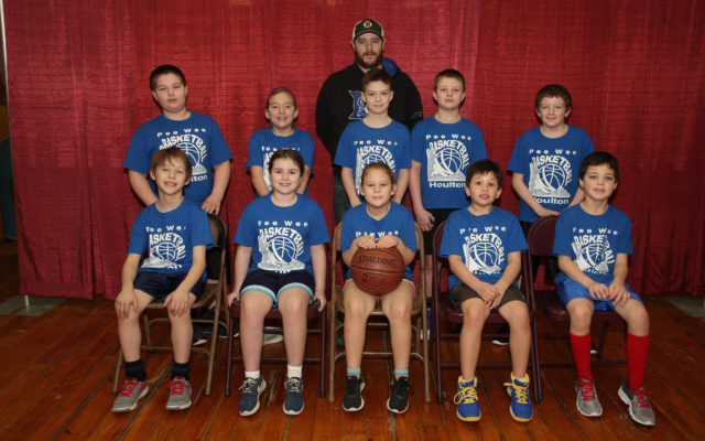 Houlton Recreation Department Youth Basketball Squads The County