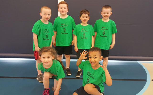 Presque Isle Rec Youth Basketball Pre K And Kindergarten Hoopsters