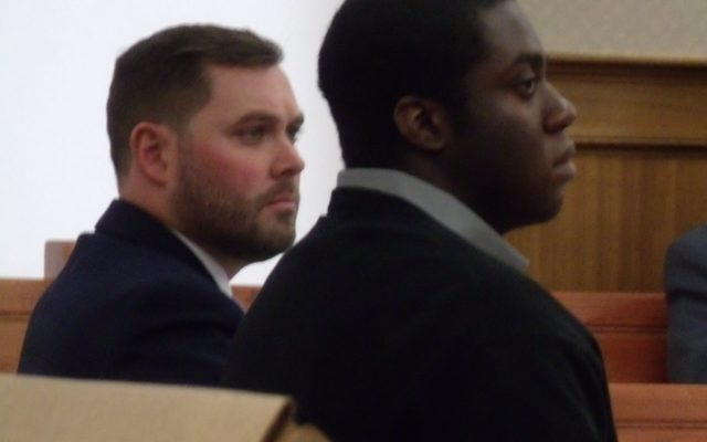 Patten man details finding murder victim - The County