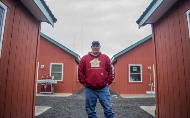 United Veterans Of Maine Shelter Now Housing Five The County