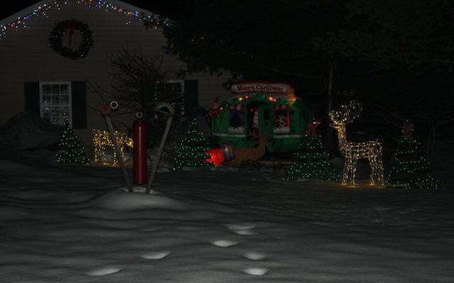 Redneck Christmas Lights.Fort Fairfield Residents Businesses Embrace Holiday Spirit