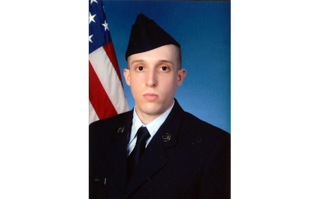Hoyt graduates from Air Force Basic Training and technical school