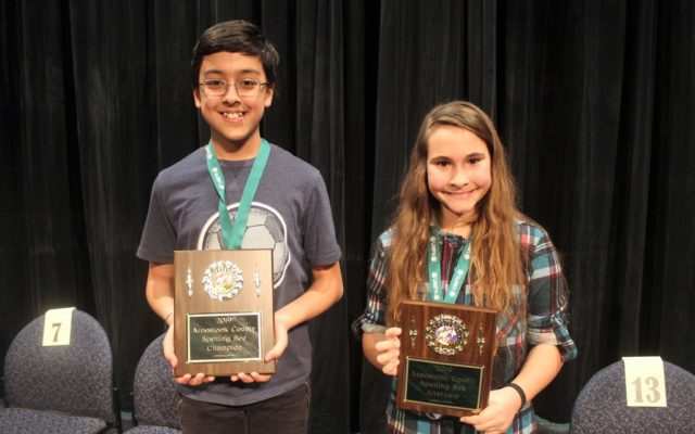 Houlton Calendar February 2019 Houlton seventh grader wins County Spelling Bee, Madawaska student