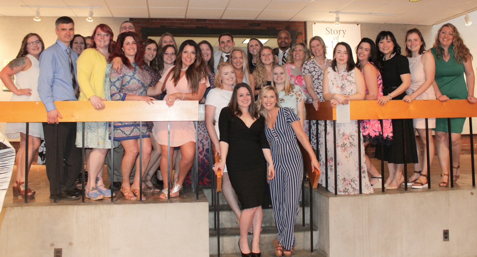 UMFK nursing students honored at pinning ceremonies - The County