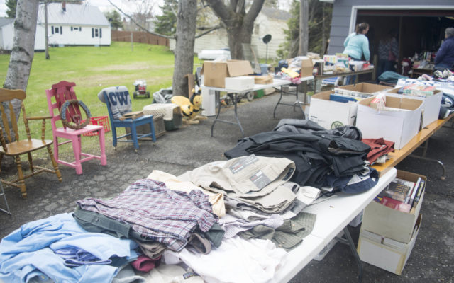 Hundreds come out for City Wide Yard Sale - The County