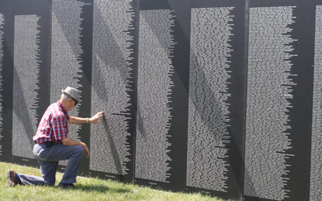 Washburn Honors Vietnam War Veterans With Arrival Of Traveling Memorial Wall The County